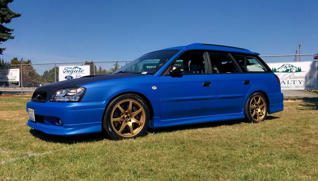Suberdave's BH Legacy STi - Subaru Legacy Forums